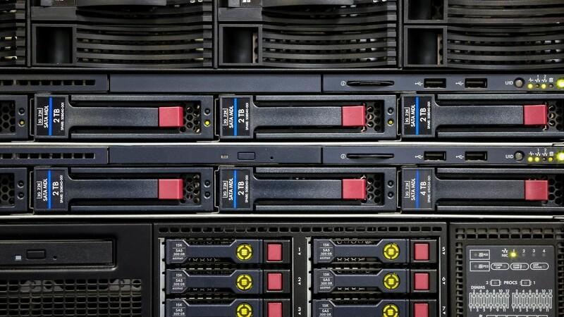 Nedbrud i datacenter rammer gronteknik.dk