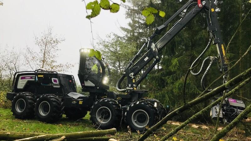 Hybrid skovmonster fra Logset har fået danmarkspremiere