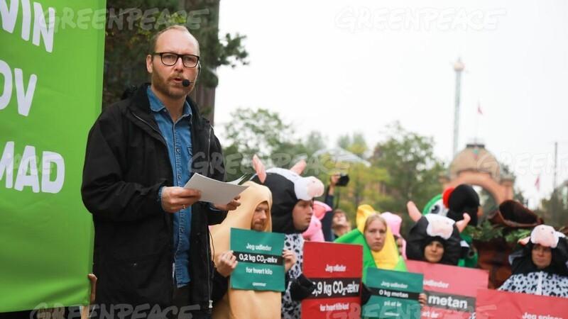 Greenpeace takker for mere skov