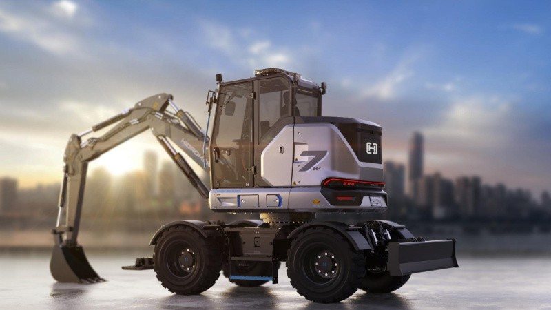 Elektrisk hjulgraver vinder tysk designpris