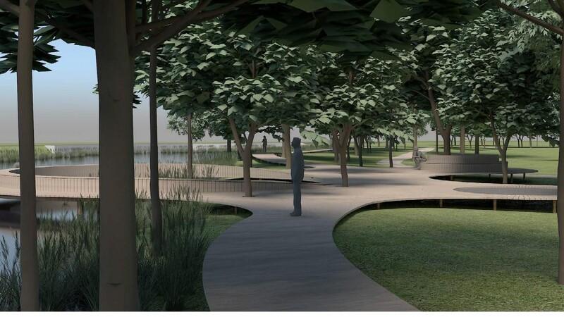 Tønder nytænkes med træpromenade og vandgang
