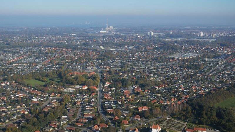 Firkløver vil rejse stor skov ved Odense