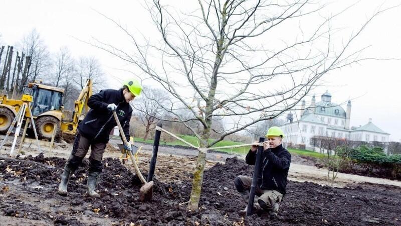 Gentofte Ejendomme samler grøn pleje og vintertjeneste hos HedeDanmark