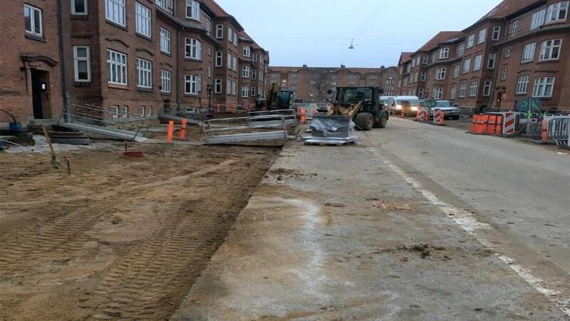 Aarhus midtby skal have flere træer og p-pladser