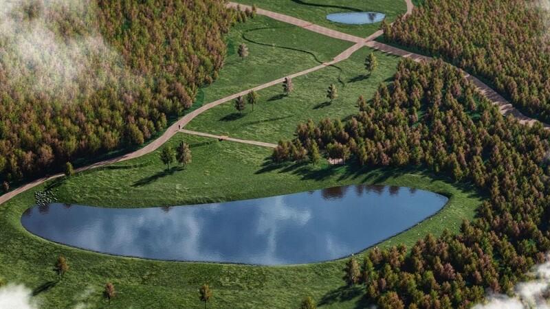 Aarhus får ny skovsø