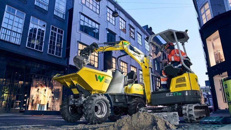 Stemas skal overtage Wacker Neuson i Danmark