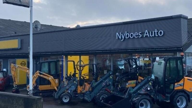 Ny Giant forhandler på Bornholm