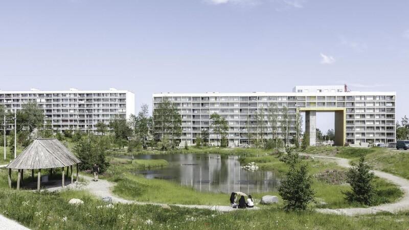 Gellerup Bypark nomineret til stor arkitekturpris