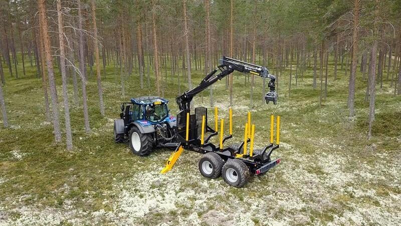 Ny skovvogn får premiere på Langesø