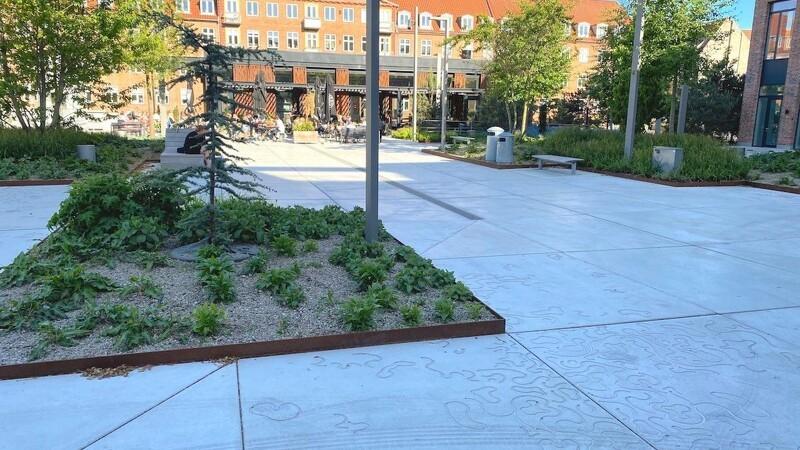 Budolfi Plads i Aalborg nomineret til EU-pris