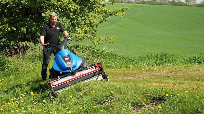 Nye maskiner til både langt og kort græs