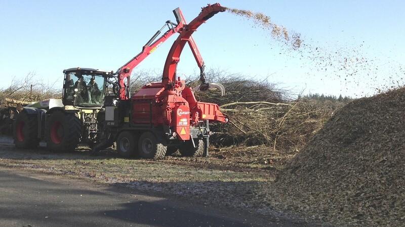 Miljø og maskiner går hånd i hånd