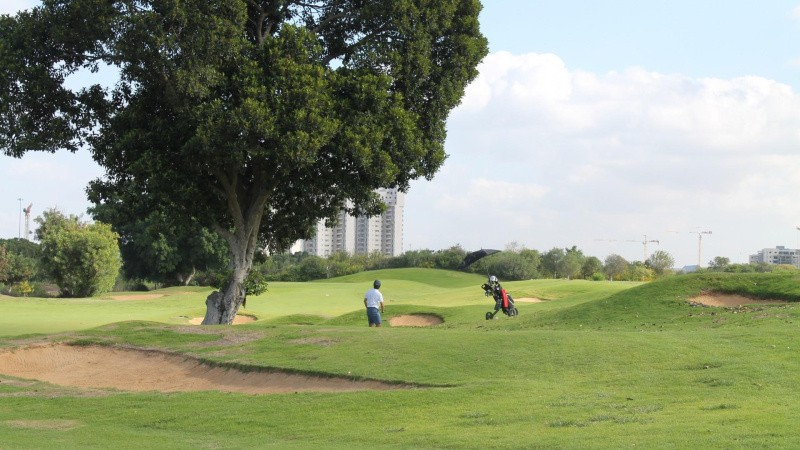 Her er landet med halvanden golfbane