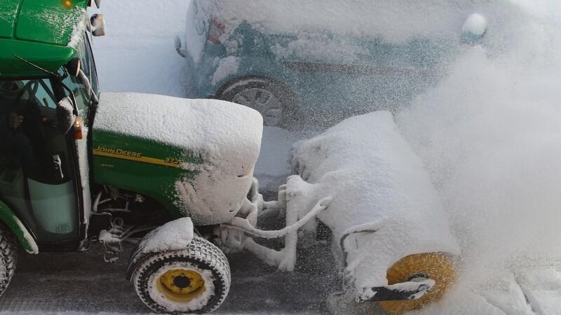 Vintertjeneste for 400 mio. kroner sættes i udbud